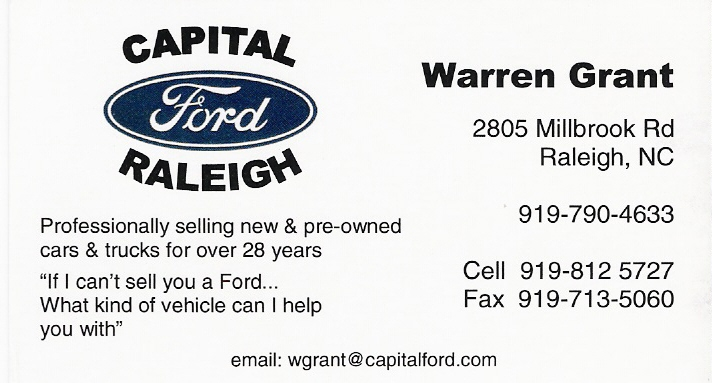 capital ford of raleigh. Black Bedroom Furniture Sets. Home Design Ideas